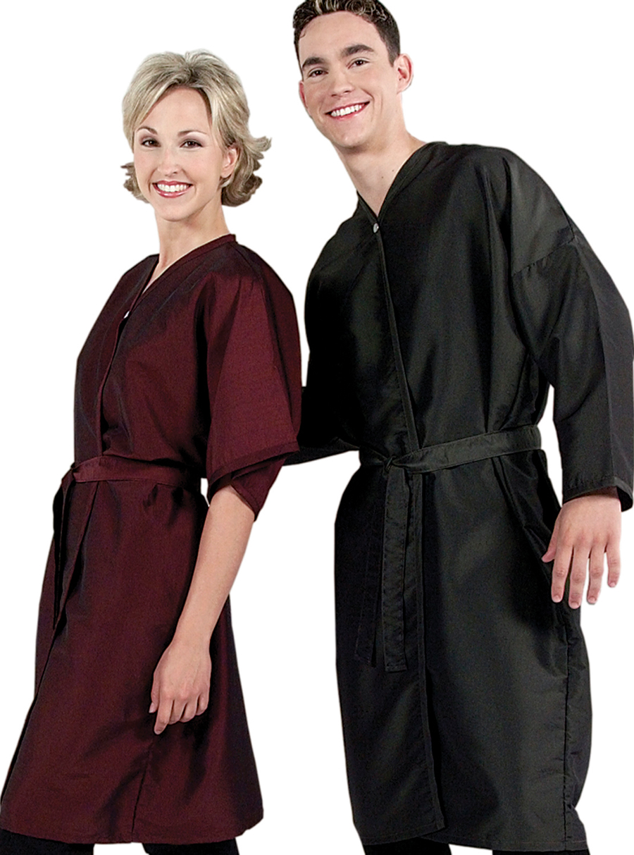 Salon Capes, Gowns, Coverups and Aprons